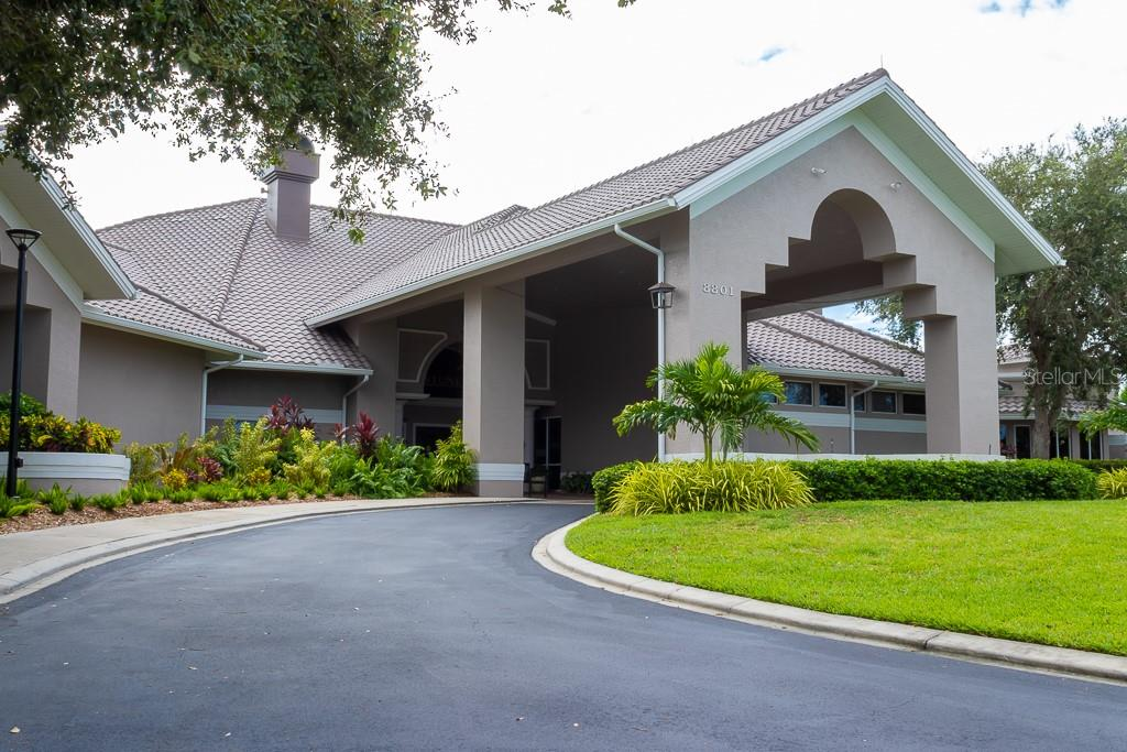 Full-service clubhouse - Condo for sale at 9630 Club South Cir #6102, Sarasota, FL 34238 - MLS Number is A4463325