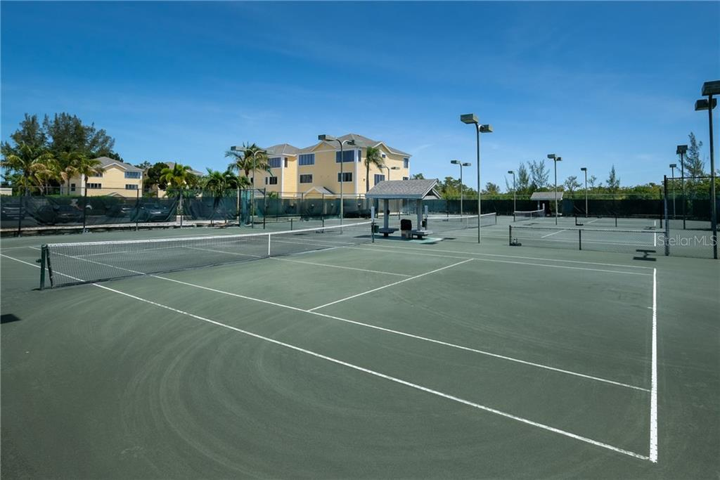 Optional membership to Tennis Club. - Condo for sale at 515 Forest Way, Longboat Key, FL 34228 - MLS Number is A4465231
