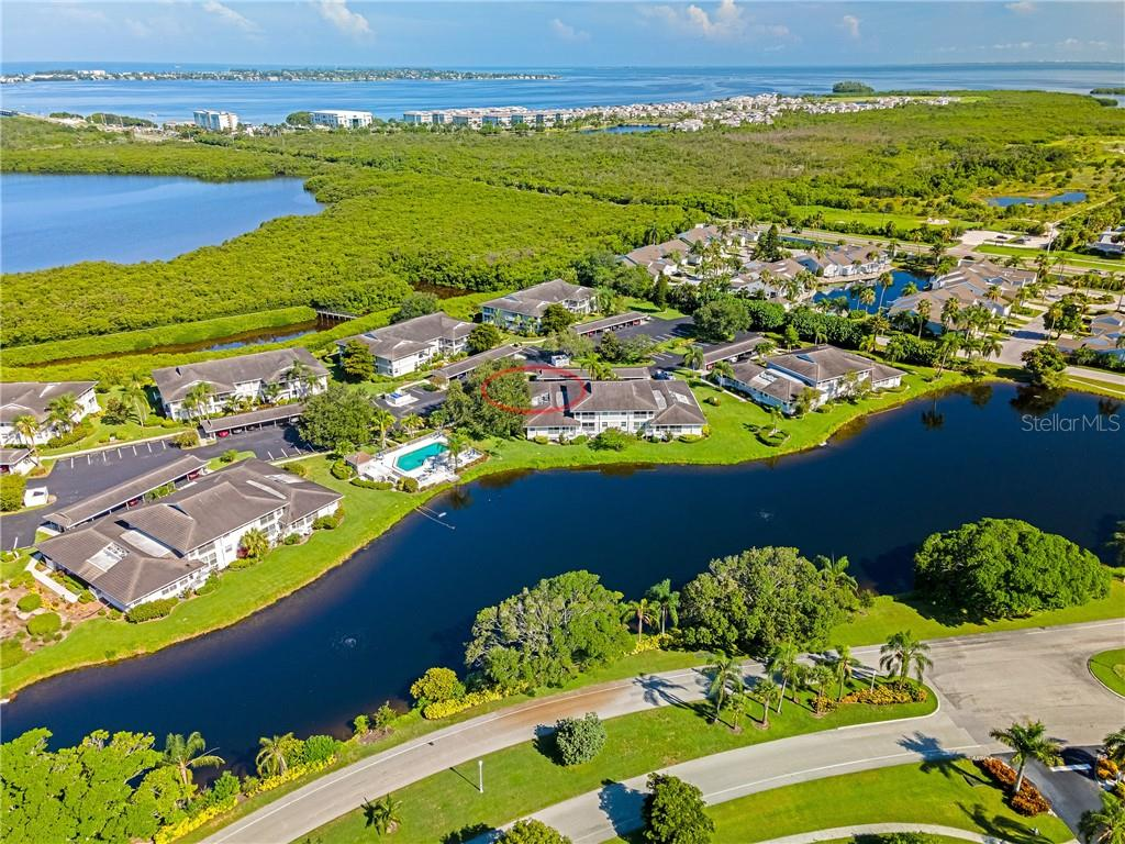 Condo for sale at 633 Estuary Dr, Bradenton, FL 34209 - MLS Number is A4474033