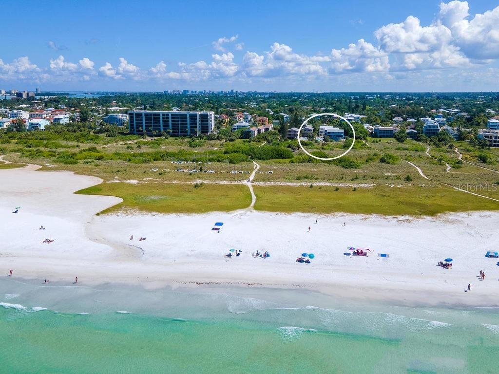Relaxation abounds - Single Family Home for sale at 500 Beach Rd #1, Sarasota, FL 34242 - MLS Number is A4474527