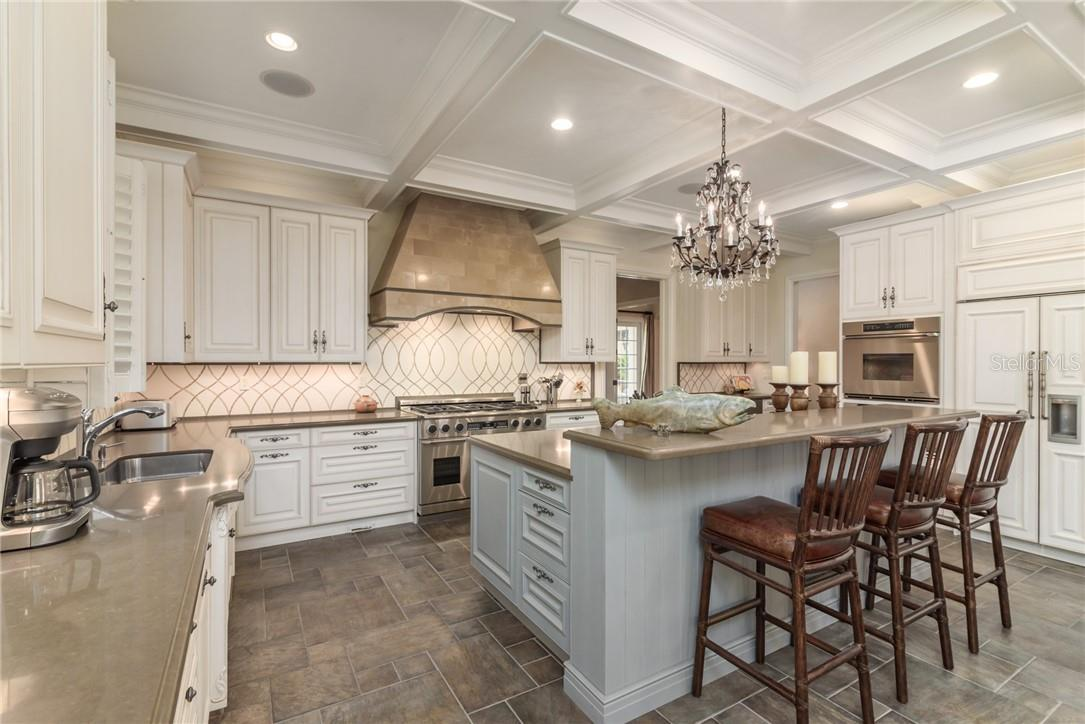 You could make Food Network chefs jealous in this kitchen! Hours of culinary delights await you in this dreamy kitchen with multiple dining/seating options. - Single Family Home for sale at 1807 Oleander St, Sarasota, FL 34239 - MLS Number is A4475067