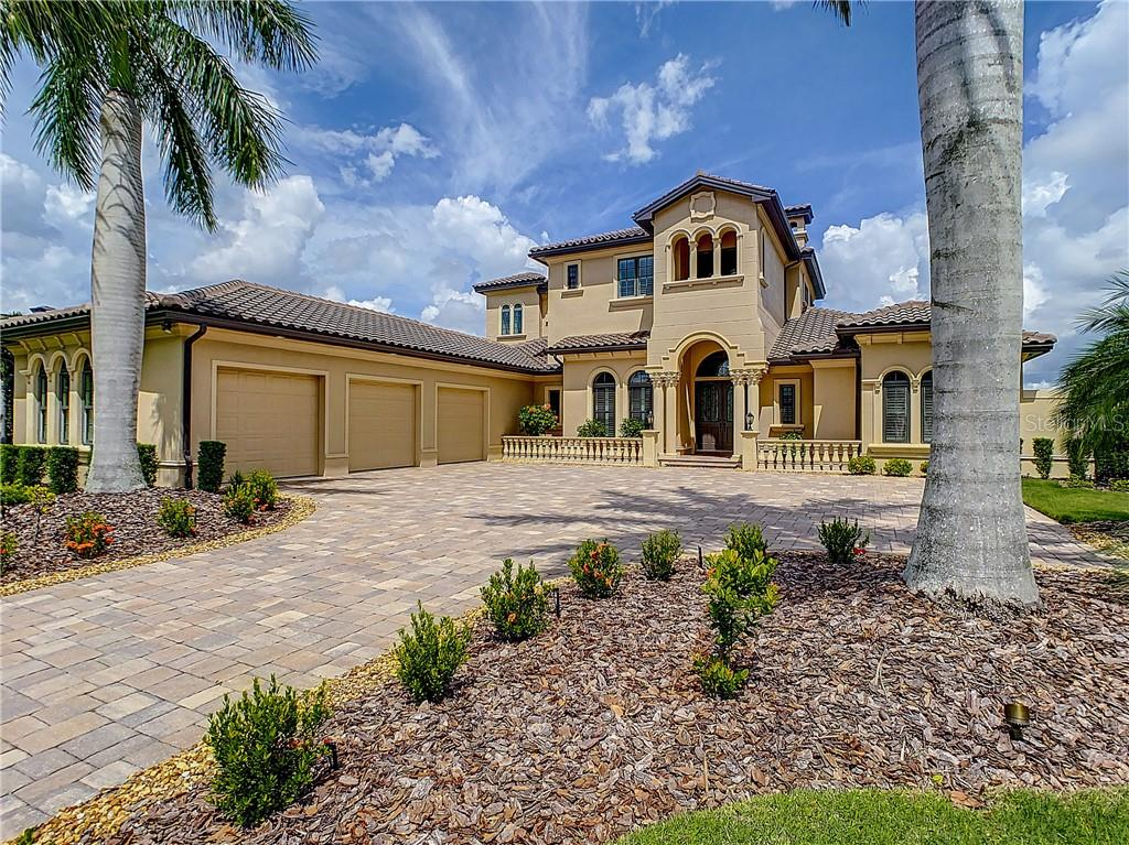 Floor-Plan - Single Family Home for sale at 16009 Clearlake Ave, Lakewood Ranch, FL 34202 - MLS Number is A4478013