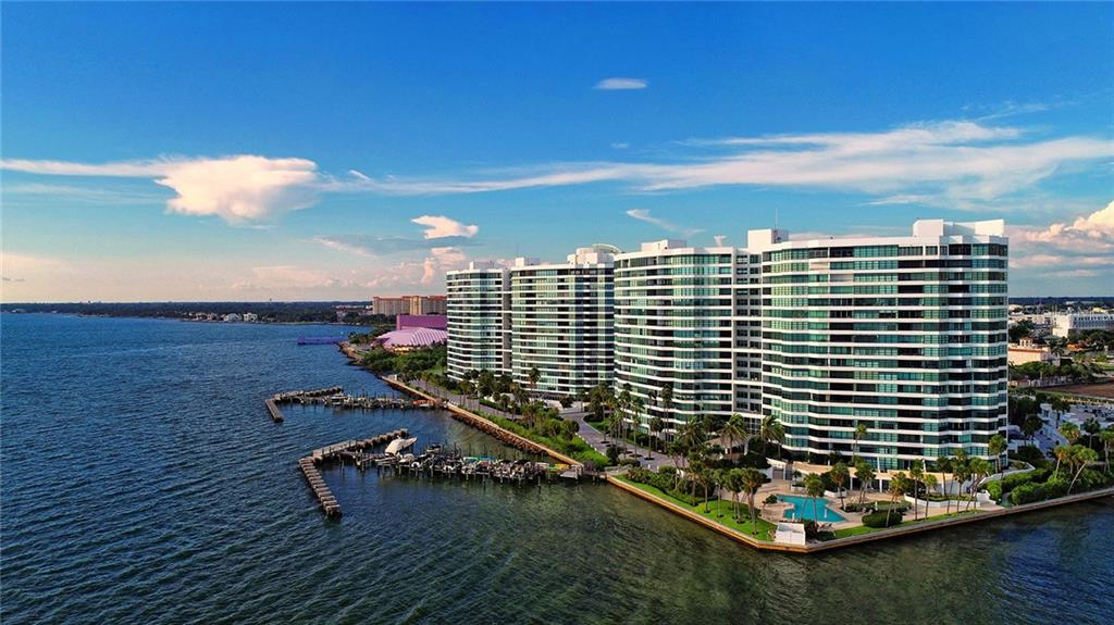 Condo for sale at 988 Blvd Of The Arts #1911, Sarasota, FL 34236 - MLS Number is A4478131