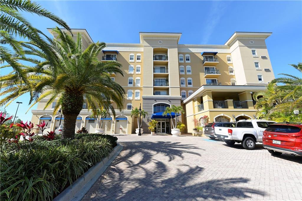 Under building parking. - Condo for sale at 1064 N Tamiami Trl #1522, Sarasota, FL 34236 - MLS Number is A4479270