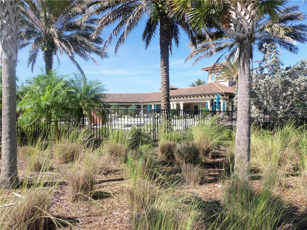 Clubhouse - Single Family Home for sale at 11210 Sandhill Preserve Dr, Sarasota, FL 34238 - MLS Number is A4479893