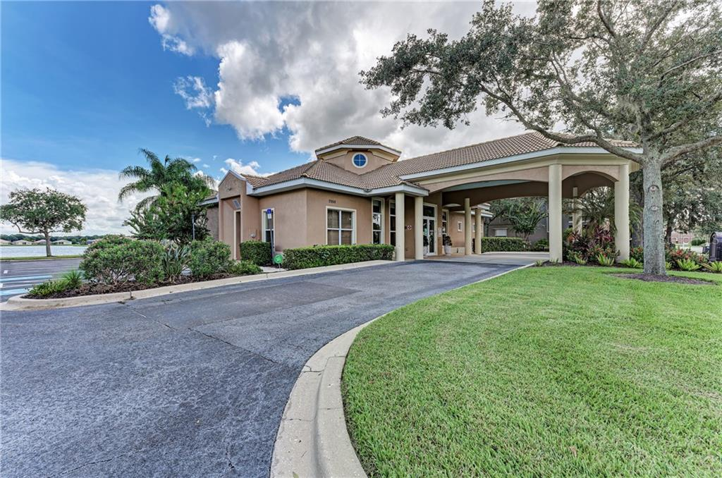 Clubhouse - Single Family Home for sale at 7118 68th Dr E, Bradenton, FL 34203 - MLS Number is A4480398
