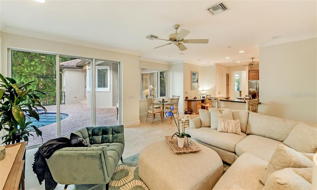 An inviting space for all your family dinners ! - Single Family Home for sale at 501 Cutter Ln, Longboat Key, FL 34228 - MLS Number is A4480484