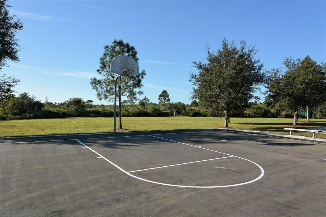 Community Basketball - Single Family Home for sale at 7832 Panther Ridge Trl, Bradenton, FL 34202 - MLS Number is A4483837