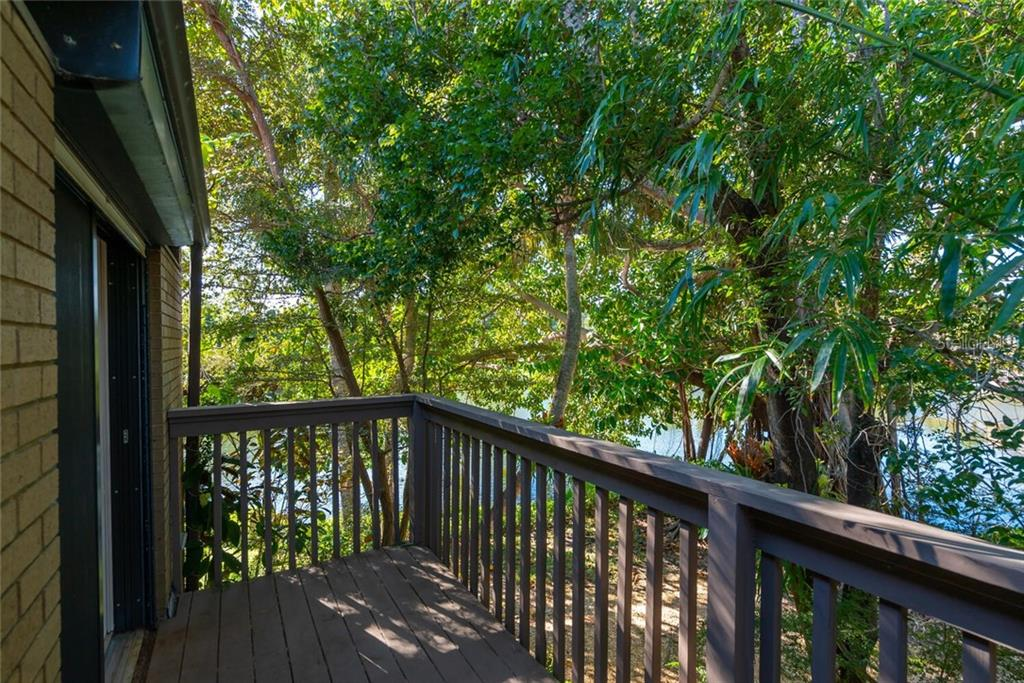 a peaceful, private hideaway right off the master bedroom - Condo for sale at 17 Sandy Cove Rd #7-C, Sarasota, FL 34242 - MLS Number is A4485187