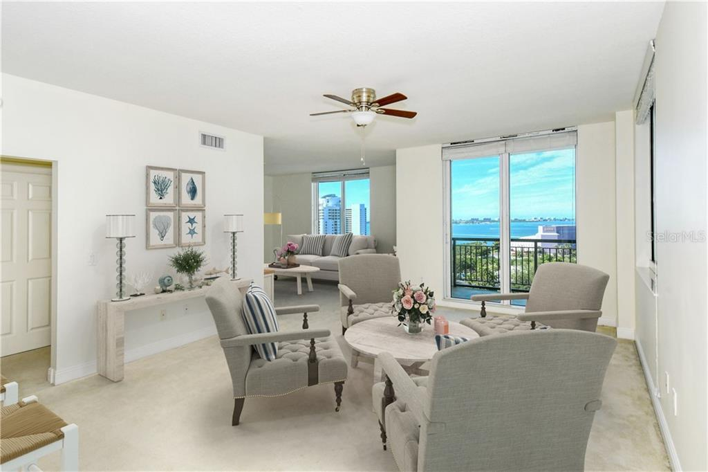 Sellers Property Disclosure - Condo for sale at 800 N Tamiami Trl #1007, Sarasota, FL 34236 - MLS Number is A4485565