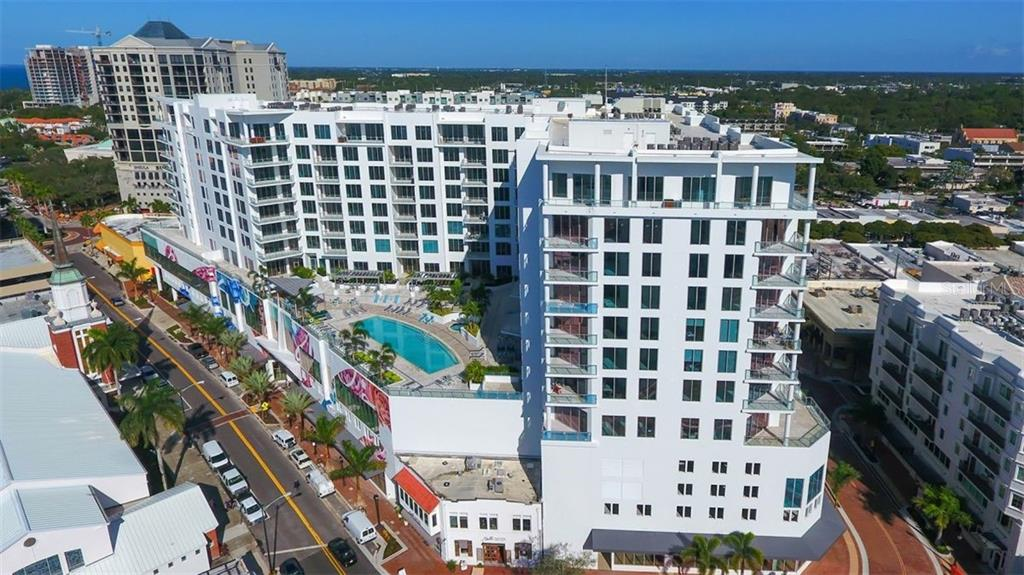 Condo for sale at 111 S Pineapple Ave #1211, Sarasota, FL 34236 - MLS Number is A4487954