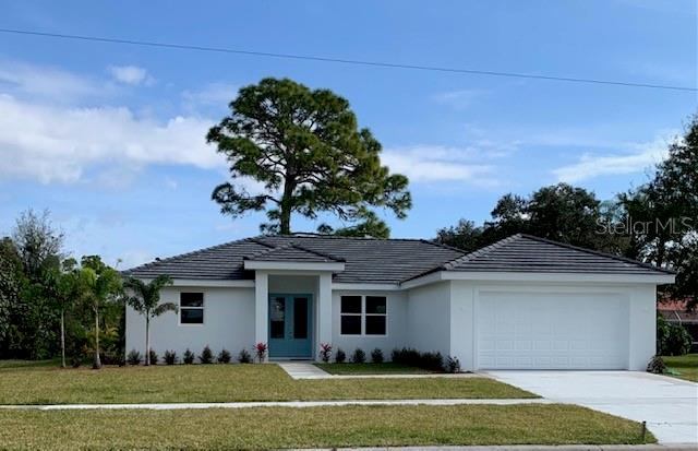 Floor Plan - Single Family Home for sale at 349 Gladstone Blvd, Englewood, FL 34223 - MLS Number is A4488283