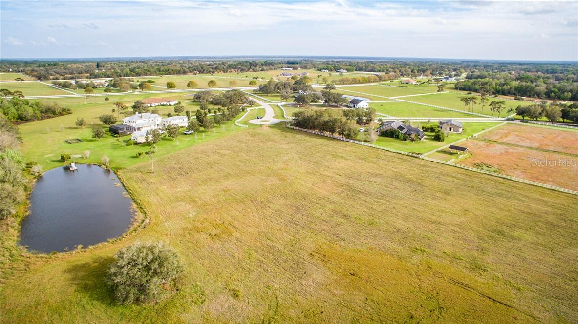Overview of Lot - Vacant Land for sale at Hidden Horse Way, Myakka City, FL 34251 - MLS Number is A4490720