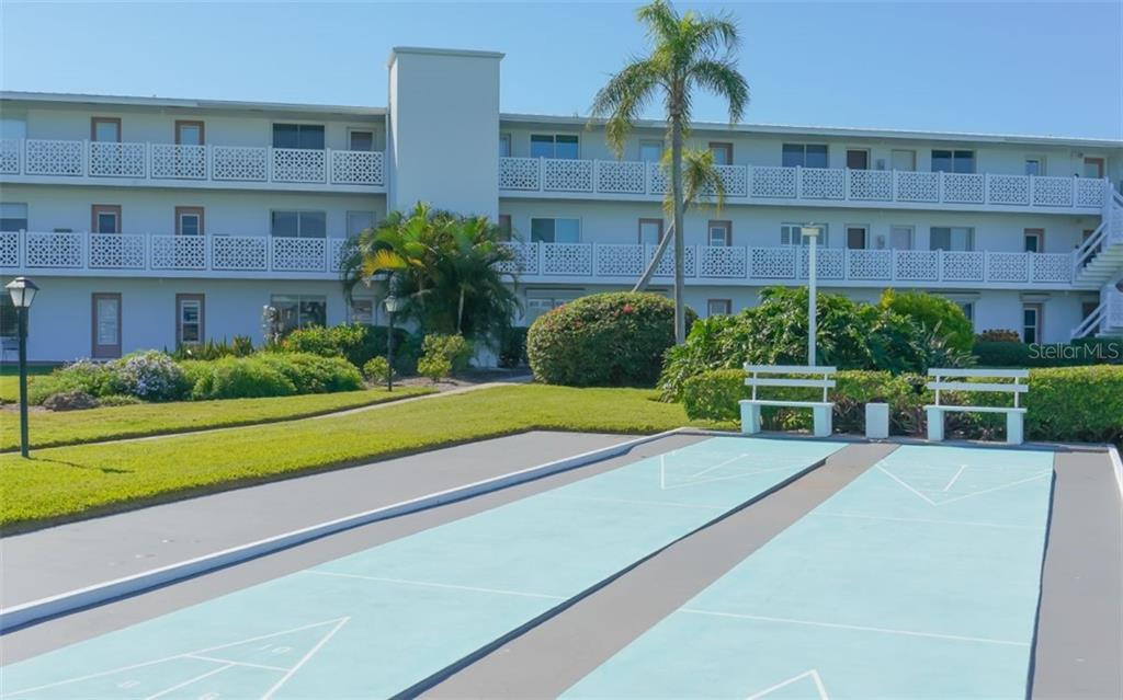 Shuffleboard courts - Condo for sale at 761 John Ringling Blvd #28, Sarasota, FL 34236 - MLS Number is A4490945