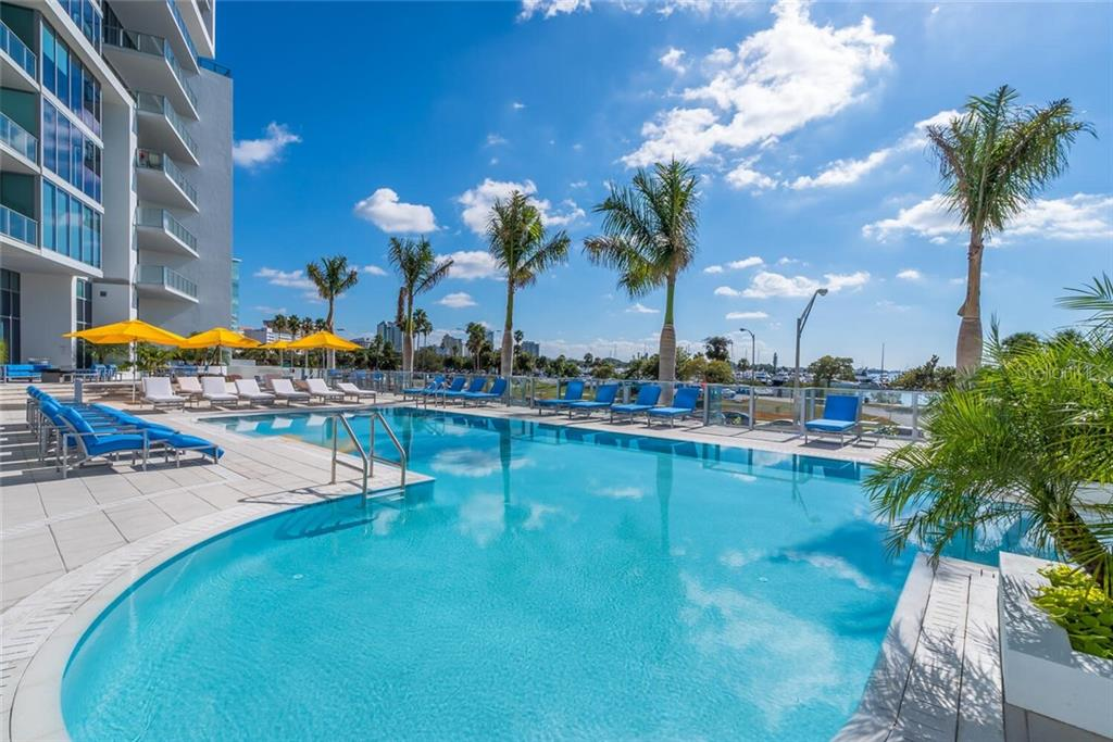 Condo for sale at 1155 N Gulfstream Ave #808, Sarasota, FL 34236 - MLS Number is A4491374