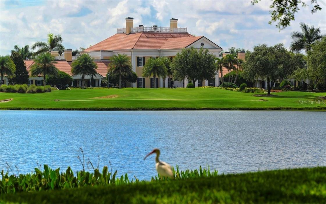 Numerous species of wildlife at The Oaks - Condo for sale at 409 N Point Rd #402, Osprey, FL 34229 - MLS Number is A4491620