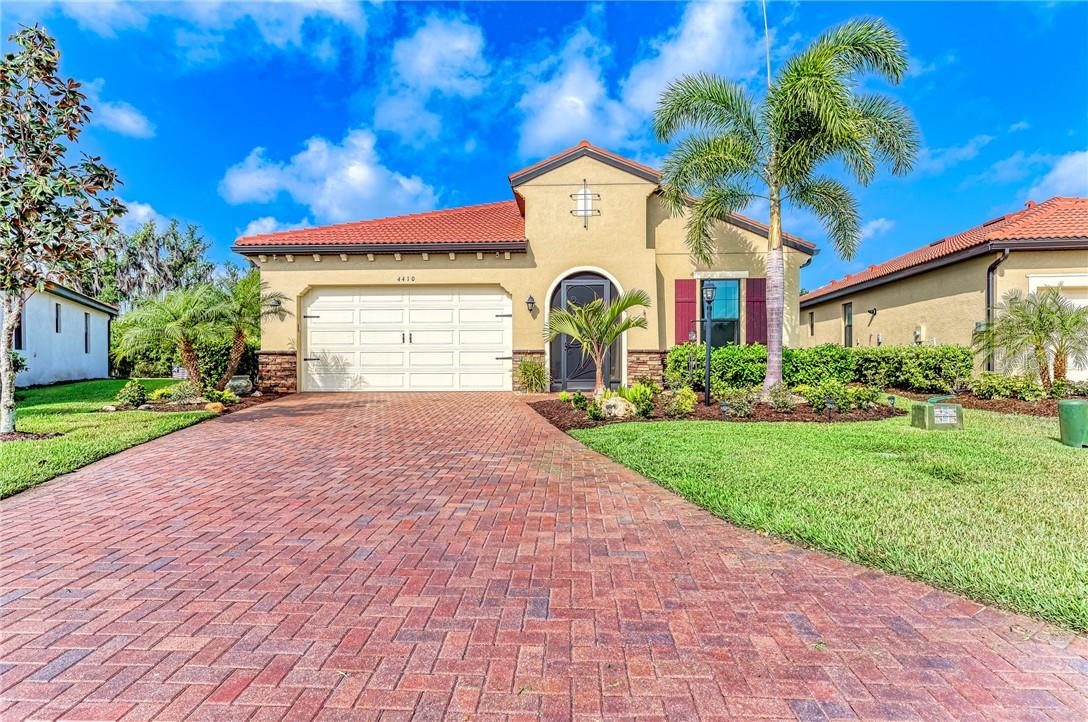 SURVEY - Single Family Home for sale at 4410 Baltry Ct, Bradenton, FL 34211 - MLS Number is A4496409