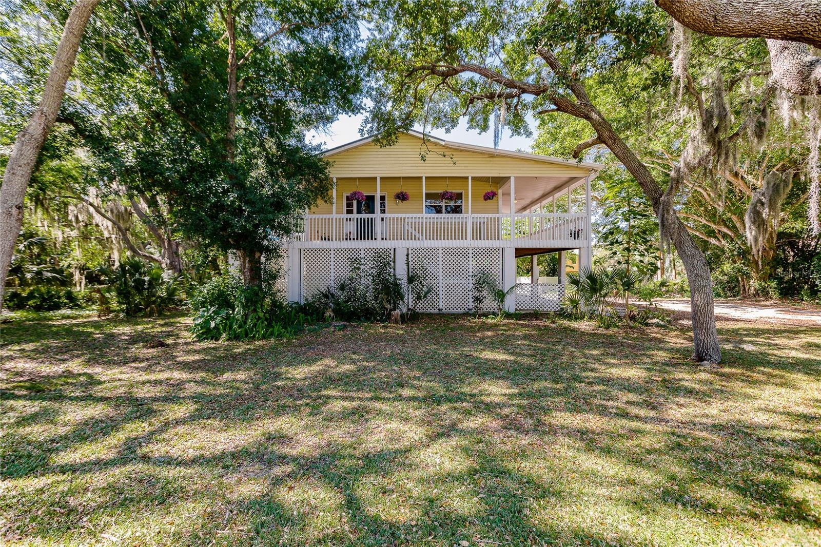 Almost 1/2 acre lot with lots of privacy in a park like setting. Enjoy the Florida lifestyle here with room for all your toys! - Single Family Home for sale at 7811 27th Ave W, Bradenton, FL 34209 - MLS Number is A4499385
