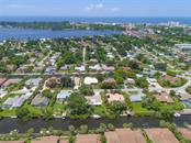 Aerial view toward Siesta Beach - Single Family Home for sale at 6701 Avenue B, Sarasota, FL 34231 - MLS Number is A4171657