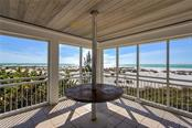 Balcony View - Single Family Home for sale at 811 N Shore Dr, Anna Maria, FL 34216 - MLS Number is A4178184