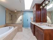 Master Bathroom - Single Family Home for sale at 7812 17th Ave W, Bradenton, FL 34209 - MLS Number is A4178350
