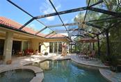 Pool and Lanai - Single Family Home for sale at 12330 Thornhill Ct, Lakewood Ranch, FL 34202 - MLS Number is A4183351