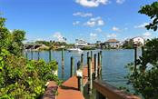 Community dock - Condo for sale at 1310 Old Stickney Point Rd #e53, Sarasota, FL 34242 - MLS Number is A4186018