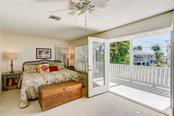 Master Bedroom 1 ~ 3rd Floor - Single Family Home for sale at 2502 Avenue B, Bradenton Beach, FL 34217 - MLS Number is A4191682
