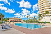 Main Pool & Club House - Condo for sale at 3060 Grand Bay Blvd #142, Longboat Key, FL 34228 - MLS Number is A4199568