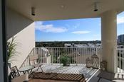 Large terrace - Condo for sale at 1771 Ringling Blvd #609, Sarasota, FL 34236 - MLS Number is A4201774