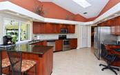 Kitchen - Single Family Home for sale at 3882 Spyglass Hill Rd, Sarasota, FL 34238 - MLS Number is A4206477