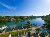 Incredible views of deep water Hudson Bayou with tree-lined backdrop - Condo for sale at 888 S Orange Ave #ph-C, Sarasota, FL 34236 - MLS Number is A4209372
