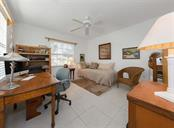 Bedroom 2 - Single Family Home for sale at 445 Mahon Dr, Venice, FL 34285 - MLS Number is A4209507