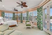 Master bedroom - Single Family Home for sale at 1503 Blue Heron Dr, Sarasota, FL 34239 - MLS Number is A4212851