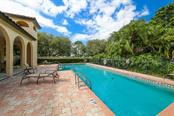 Community Pool - Villa for sale at 4472 Calle Serena, Sarasota, FL 34238 - MLS Number is A4407721
