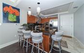 You can enjoy cooking here! - Condo for sale at 1350 Main St #1007, Sarasota, FL 34236 - MLS Number is A4410487