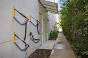 Secured kayak/paddle board storage - Condo for sale at 129 Taft Dr #w301, Sarasota, FL 34236 - MLS Number is A4413864