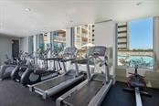 Well equipped fitness room waiting for you. - Condo for sale at 1350 Main St #1406, Sarasota, FL 34236 - MLS Number is A4418200
