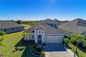 Beautiful view of the preserve and pond behind the home! - Single Family Home for sale at 5260 Bentgrass Way, Bradenton, FL 34211 - MLS Number is A4424484