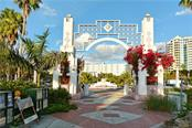 Gateway to Bayfront Park - Condo for sale at 1350 Main St #1201, Sarasota, FL 34236 - MLS Number is A4427507