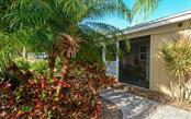 screened in lanai for 5290 - Duplex/Triplex for sale at 5290 Avenida Navarra, Sarasota, FL 34242 - MLS Number is A4432152