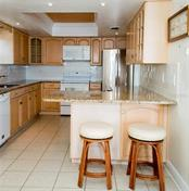 Breakfast Bar - Single Family Home for sale at 2405 Avenue A, Bradenton Beach, FL 34217 - MLS Number is A4433128