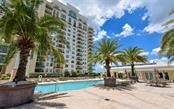 Large pool - Condo for sale at 800 N Tamiami Trl #602, Sarasota, FL 34236 - MLS Number is A4436915