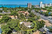 Walking distance to the Gulf, Selby Gardens, and downtown Sarasota! - Single Family Home for sale at 813 Hudson Ave, Sarasota, FL 34236 - MLS Number is A4437601
