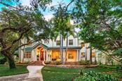 1 1/2 acre estate - Single Family Home for sale at 711 Mangrove Point Rd, Sarasota, FL 34242 - MLS Number is A4447637
