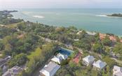 Bird's eye view of tennis & proximity to Gulf of Mexico - Condo for sale at 3994 Hamilton Club Cir #18, Sarasota, FL 34242 - MLS Number is A4455281