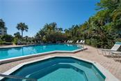Heated spa - Condo for sale at 5880 Midnight Pass Rd #911, Sarasota, FL 34242 - MLS Number is A4462559