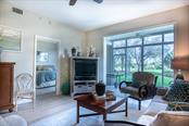 Lanai is under air, so extra year-round living space - Condo for sale at 9630 Club South Cir #6102, Sarasota, FL 34238 - MLS Number is A4463325
