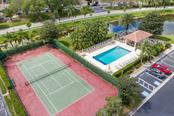 Heated pool, tennis/pickle ball - Condo for sale at 9630 Club South Cir #6102, Sarasota, FL 34238 - MLS Number is A4463325