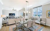 A great space for entertaining - Condo for sale at 1350 Main St #1601, Sarasota, FL 34236 - MLS Number is A4478753